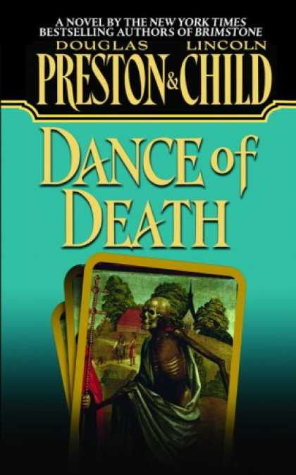 Bestselling Mystery/ Thriller (2008) - Dance of Death by Douglas Preston