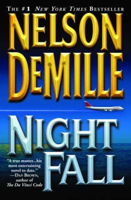 Bestselling Mystery/ Thriller (2008) - Night Fall by Nelson DeMille