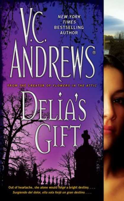 Bestselling Mystery/ Thriller (2008) - Delia's Gift (The Delia Series) by V.C. Andrews