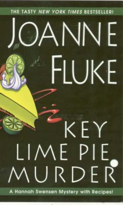 Bestselling Mystery/ Thriller (2008) - Key Lime Pie Murder (Hannah Swensen Mystery With Recipes) by Joanne Fluke