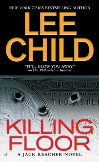Bestselling Mystery/ Thriller (2008) - Killing Floor (Jack Reacher, No. 1) by Lee Child