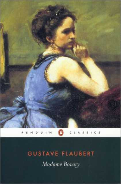 Bestselling Mystery/ Thriller (2008) - Madame Bovary (Penguin Classics) by Gustave Flaubert