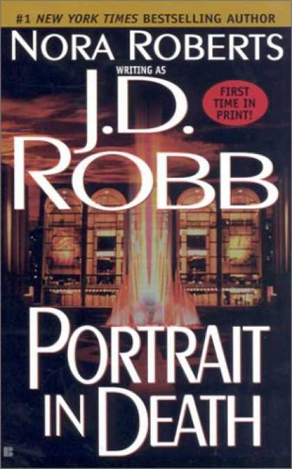 Bestselling Mystery/ Thriller (2008) - Portrait in Death by J.D. Robb