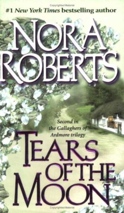 Bestselling Mystery/ Thriller (2008) - Tears of the Moon by Nora Roberts
