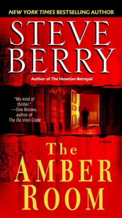 Bestselling Mystery/ Thriller (2008) - The Amber Room: A Novel by Steve Berry