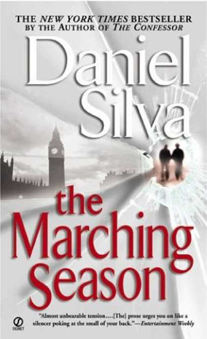 Bestselling Mystery/ Thriller (2008) - The Marching Season by Daniel Silva