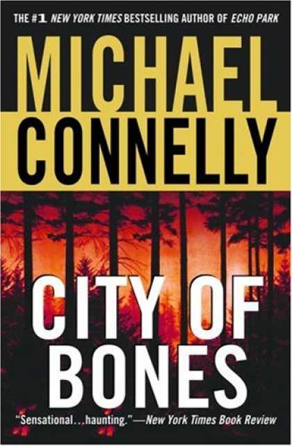 Bestselling Mystery/ Thriller (2008) - City of Bones (Harry Bosch) by Michael Connelly