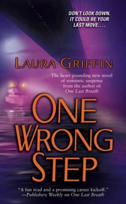 Bestselling Mystery/ Thriller (2008) - One Wrong Step by Laura Griffin