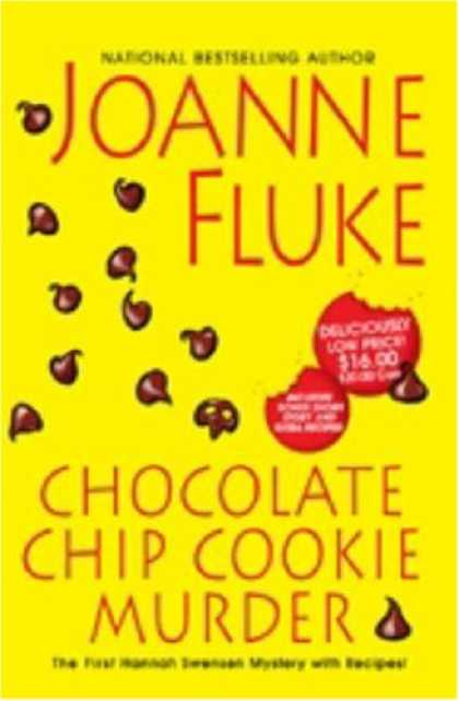 Bestselling Mystery/ Thriller (2008) - Chocolate Chip Cookie Murder (Hannah Swenson Mysteries) by Joanne Fluke