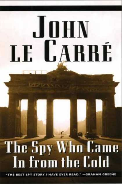 Bestselling Mystery/ Thriller (2008) - The Spy Who Came in From the Cold