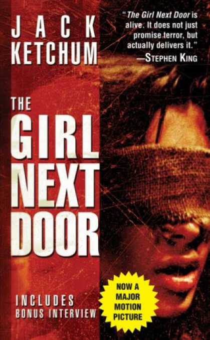 Bestselling Mystery/ Thriller (2008) - The Girl Next Door by Jack Ketchum