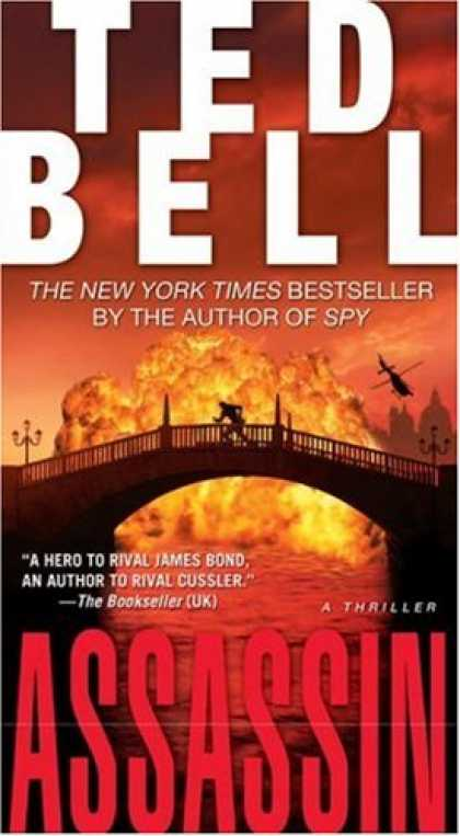 Bestselling Mystery/ Thriller (2008) - Assassin: A Novel by Ted Bell