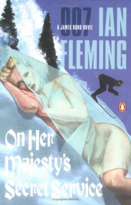 Bestselling Mystery/ Thriller (2008) - On Her Majesty's Secret Service (James Bond Novels) by Ian Fleming