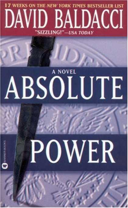 Bestselling Mystery/ Thriller (2008) - Absolute Power by David Baldacci