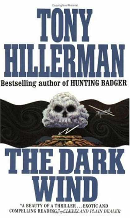 Bestselling Mystery/ Thriller (2008) - The Dark Wind (Jim Chee Novels) by Tony Hillerman