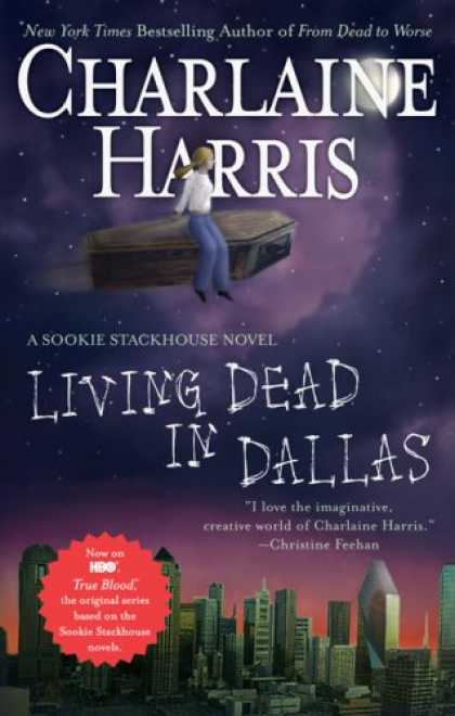 Bestselling Mystery/ Thriller (2008) - Living Dead in Dallas (Southern Vampire Mysteries, No. 2) by Charlaine Harris
