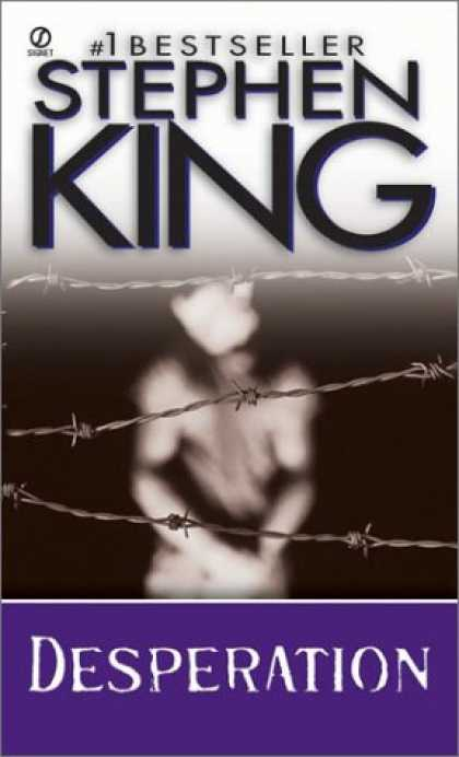 Bestselling Mystery/ Thriller (2008) - Desperation by Stephen King
