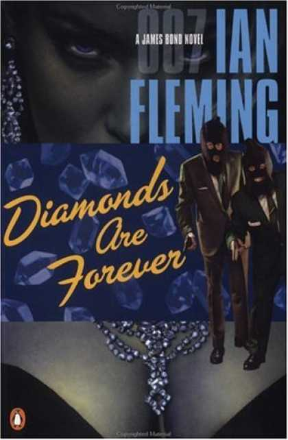 Bestselling Mystery/ Thriller (2008) - Diamonds Are Forever (James Bond Novels) by Ian Fleming