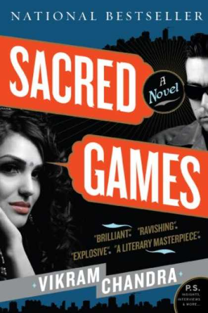 Bestselling Mystery/ Thriller (2008) - Sacred Games: A Novel (P.S.) by Vikram Chandra
