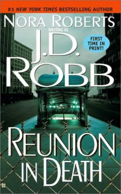 Bestselling Mystery/ Thriller (2008) - Reunion in Death by J. D. Robb