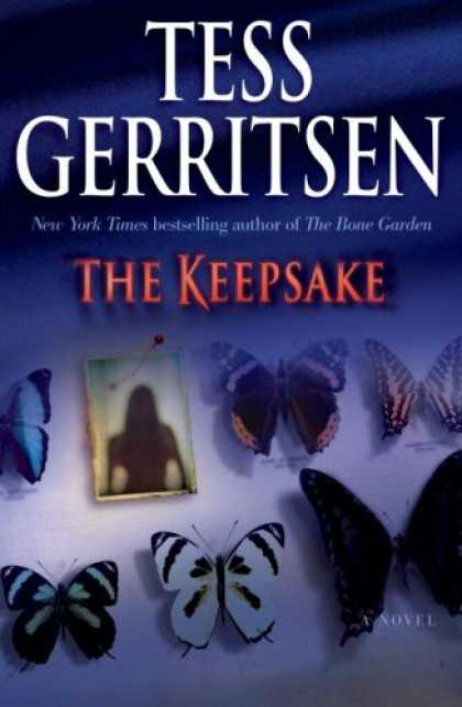Bestselling Mystery/ Thriller (2008) - The Keepsake: A Novel by Tess Gerritsen