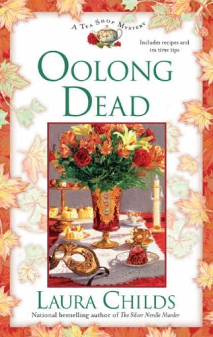 Bestselling Mystery/ Thriller (2008) - Oolong Dead: A Tea Shop Mystery (Tea Shop Mysteries) by Laura Childs