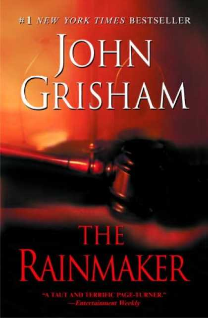 Bestselling Mystery/ Thriller (2008) - The Rainmaker by John Grisham
