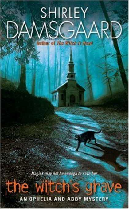 Bestselling Mystery/ Thriller (2008) - The Witch's Grave (Ophelia & Abby Mysteries, No. 6) by Shirley Damsgaard
