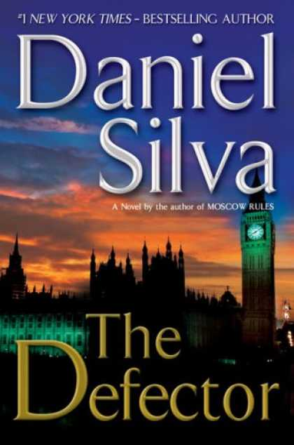 Bestselling Mystery/ Thriller (2008) - The Defector by Daniel Silva