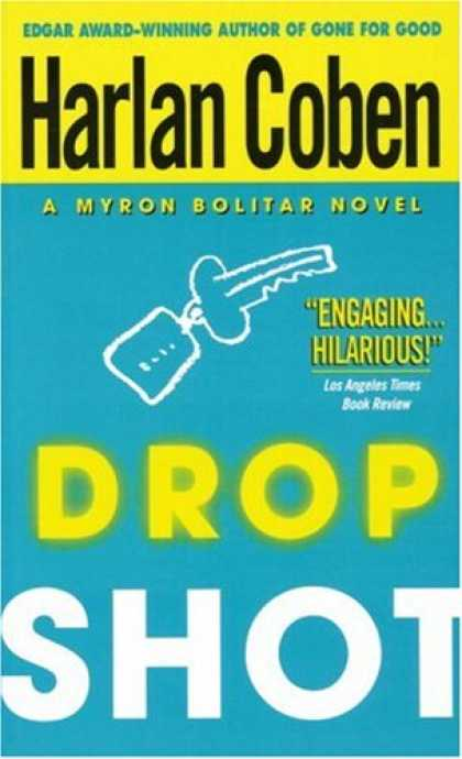 Bestselling Mystery/ Thriller (2008) - Drop Shot (Myron Bolitar) by Harlan Coben