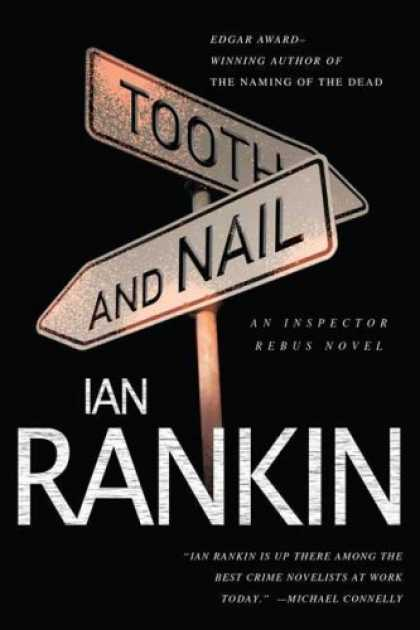 Bestselling Mystery/ Thriller (2008) - Tooth and Nail (Inspector Rebus Novels) by Ian Rankin
