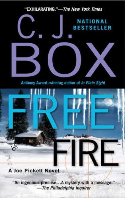 Bestselling Mystery/ Thriller (2008) - Free Fire: A Joe Pickett Novel by C. J. Box