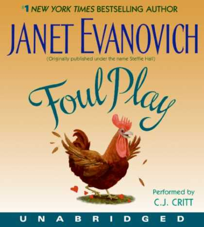Bestselling Mystery/ Thriller (2008) - Foul Play CD by Janet Evanovich