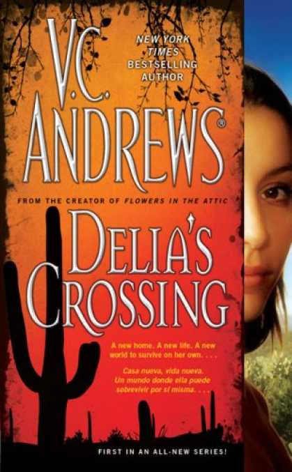 Bestselling Mystery/ Thriller (2008) - Delia's Crossing (The Delia Series) by V.C. Andrews