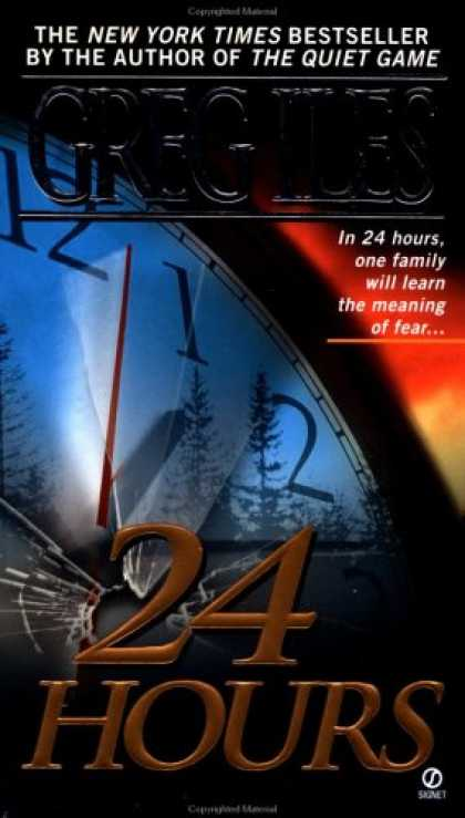Bestselling Mystery/ Thriller (2008) - 24 Hours by Greg Iles