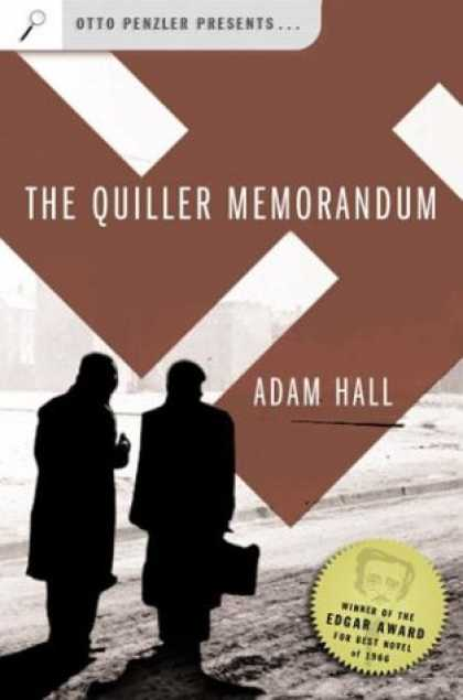 Bestselling Mystery/ Thriller (2008) - The Quiller Memorandum (Otto Penzler Presents...) by Adam Hall