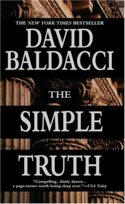 Bestselling Mystery/ Thriller (2008) - The Simple Truth by David Baldacci