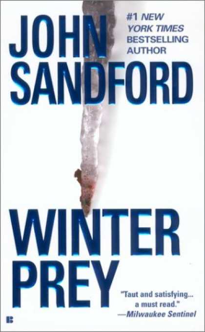 Bestselling Mystery/ Thriller (2008) - Winter Prey by John Sandford