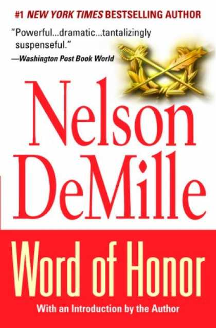 Bestselling Mystery/ Thriller (2008) - Word of Honor by Nelson DeMille