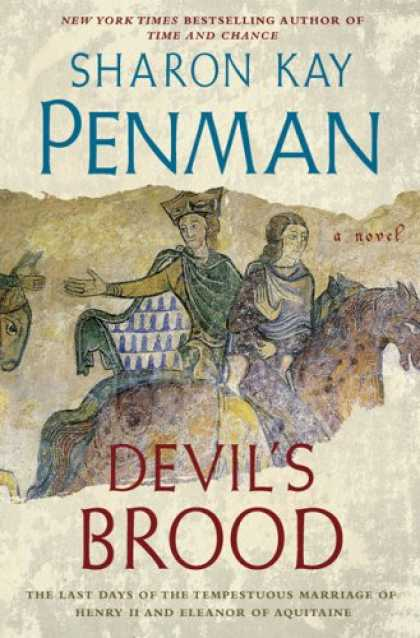 Bestselling Mystery/ Thriller (2008) - Devil's Brood by Sharon Kay Penman