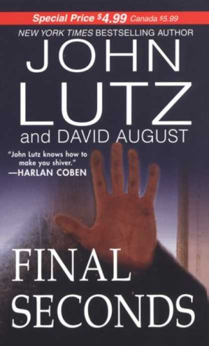 Bestselling Mystery/ Thriller (2008) - Final Seconds by John Lutz