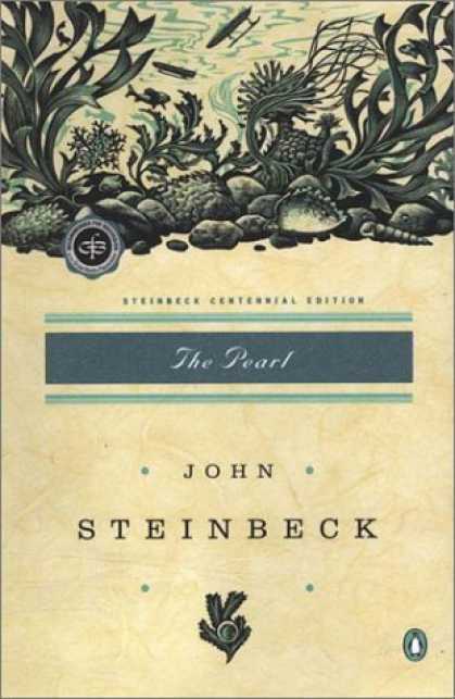 Bestselling Mystery/ Thriller (2008) - The Pearl: (Centennial Edition) by John Steinbeck