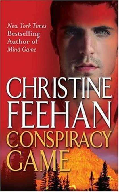 Bestselling Mystery/ Thriller (2008) - Conspiracy Game (GhostWalkers, Book 4) by Christine Feehan