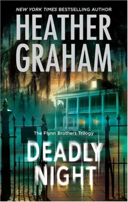 Bestselling Mystery/ Thriller (2008) - Deadly Night (The Flynn Brothers Trilogy) by Heather Graham