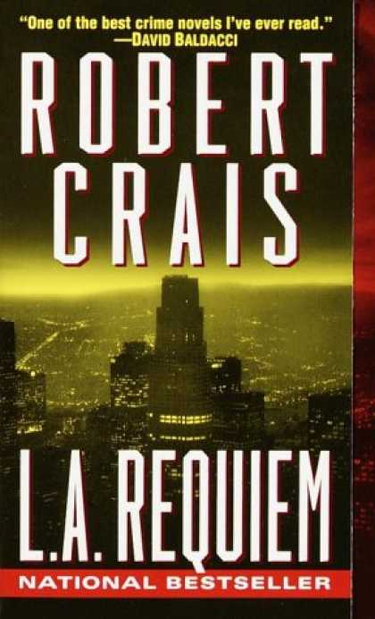 Bestselling Mystery/ Thriller (2008) - L.A. Requiem (Elvis Cole Novels) by Robert Crais