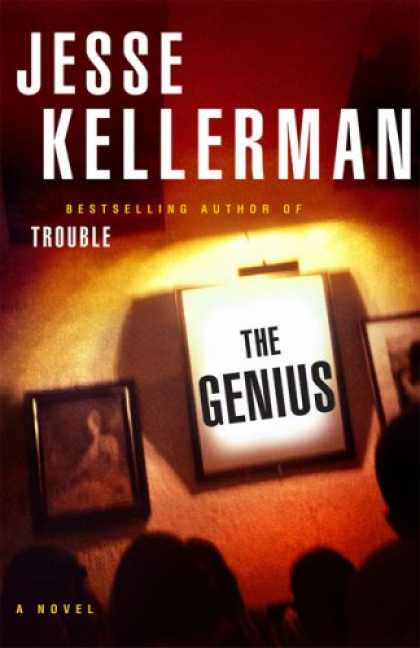 Bestselling Mystery/ Thriller (2008) - The Genius by Jesse Kellerman