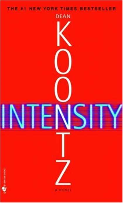 Bestselling Mystery/ Thriller (2008) - Intensity by Dean Koontz
