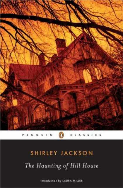 Bestselling Mystery/ Thriller (2008) - The Haunting of Hill House (Penguin Classics) by Shirley Jackson