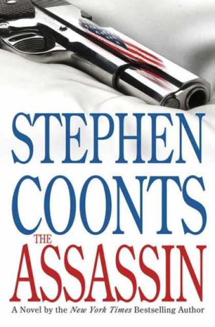 Bestselling Mystery/ Thriller (2008) - The Assassin: A Novel by Stephen Coonts
