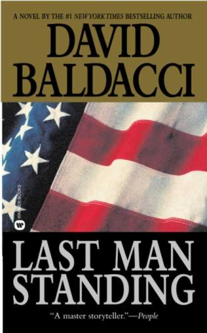 Bestselling Mystery/ Thriller (2008) - Last Man Standing by David Baldacci